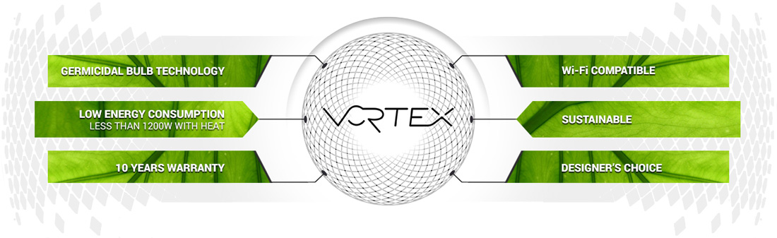Vortex Industries Inc  – The new standard for hand dryers
